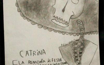 Influência da HQ brasileira no estudo da morte na arte