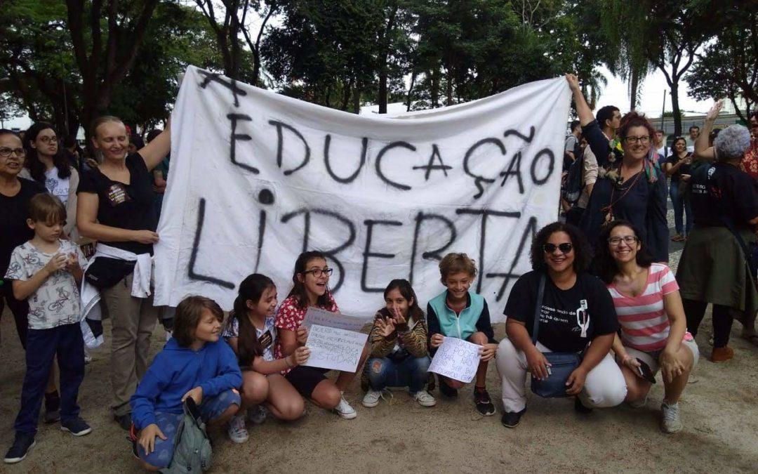 Apoio aos educadores da Rede Municipal